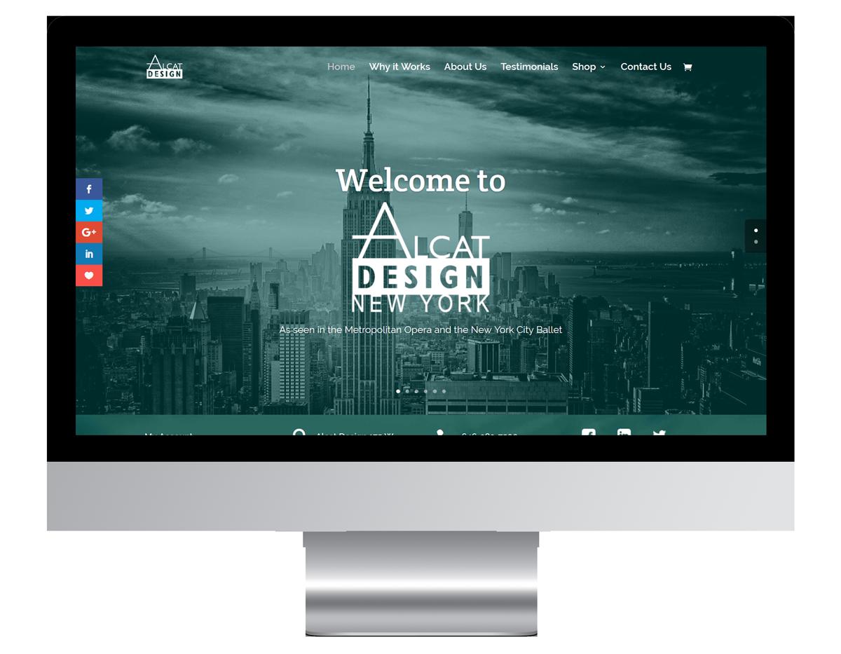 Alcat Design Web Design
