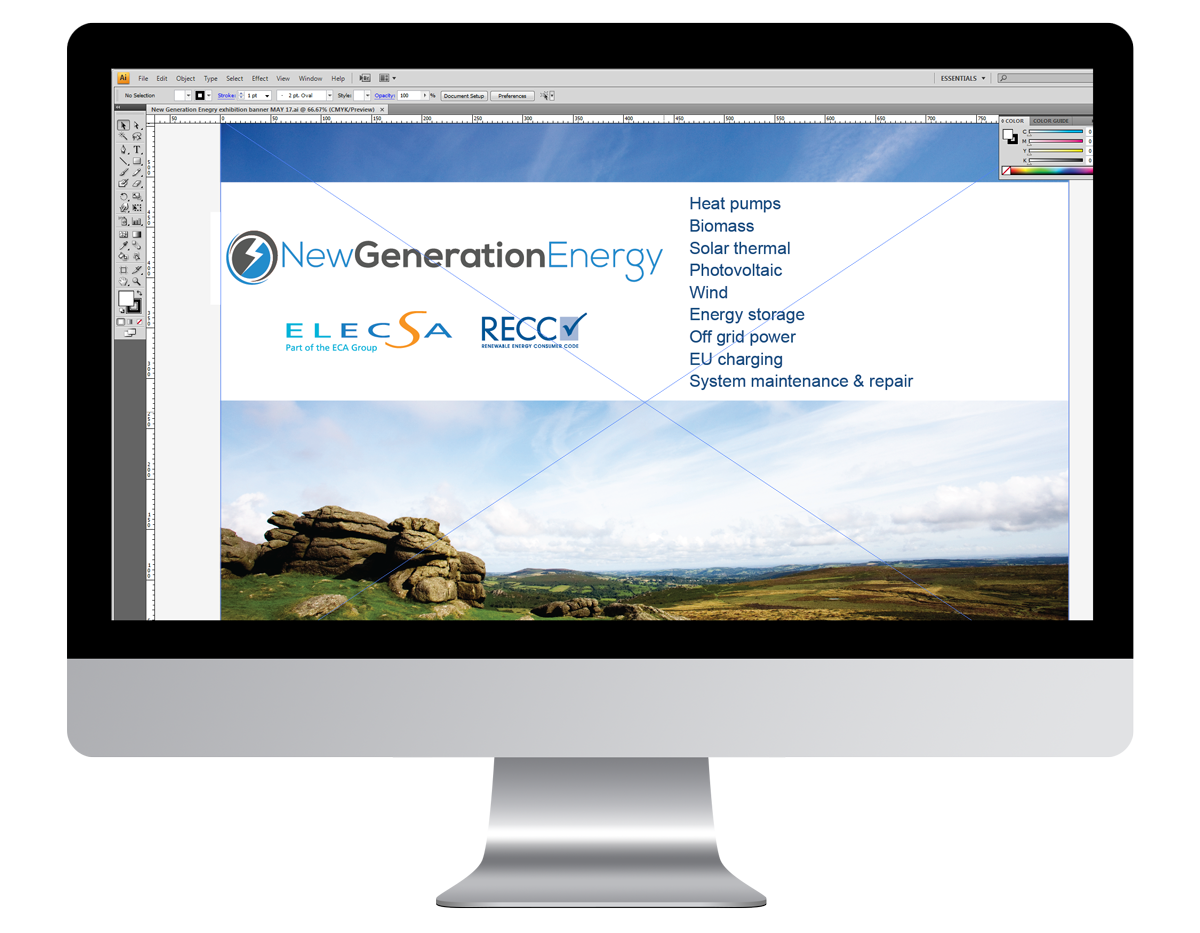 New Generation Energy Printed Materials