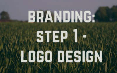 Branding: Step 1 – Logo Design